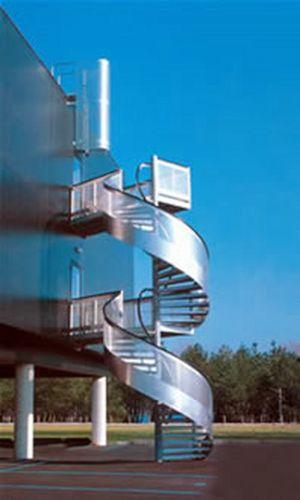 Escalier hélicoidal 0