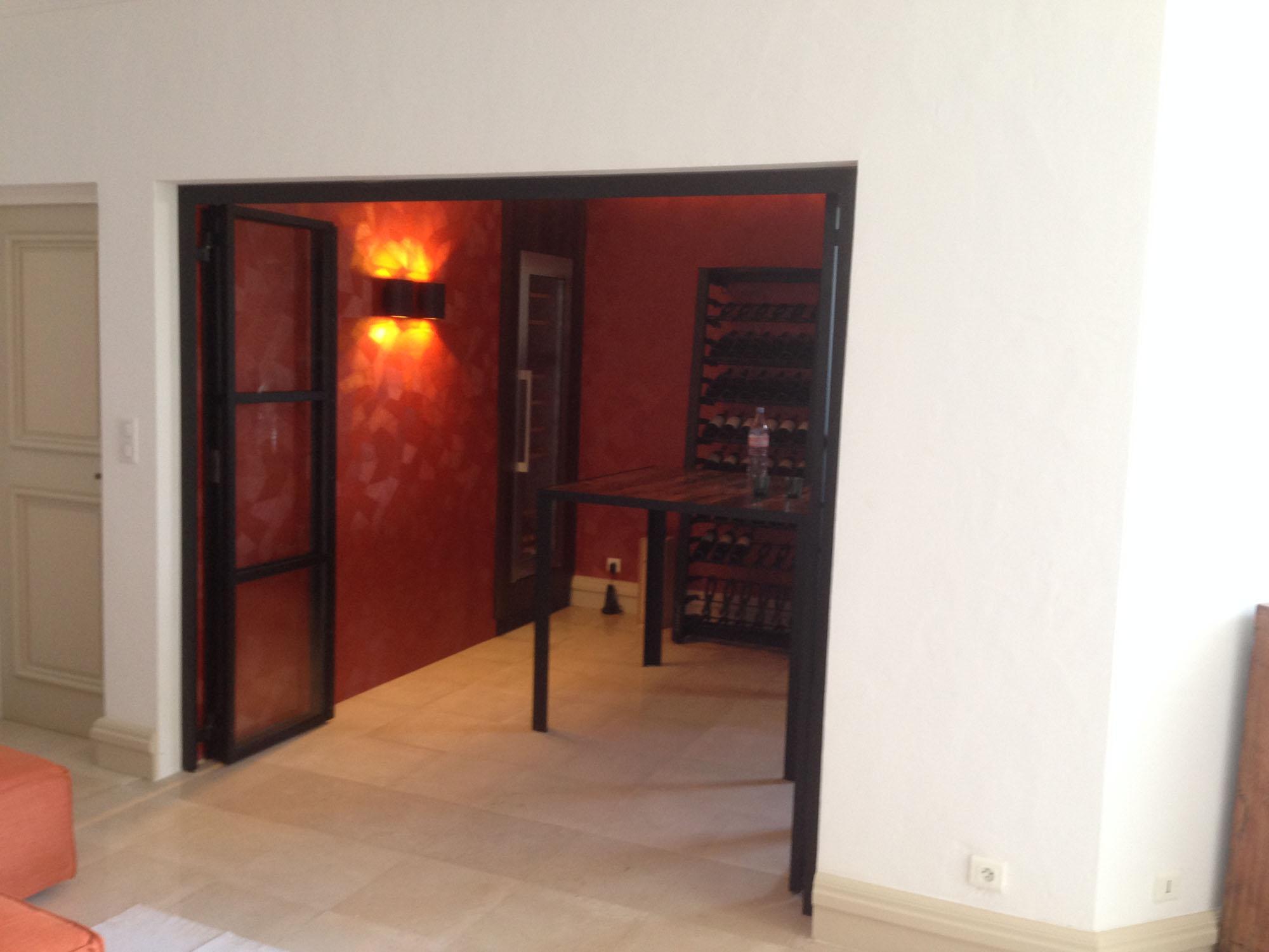 Porte, cloison, menuiserie intérieur