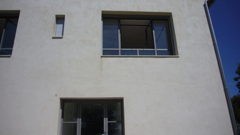 Fineline - Ouvrant 2 vantaux avec impostes latéraux - Vitrage faible émisivité - Revêtement epoxy