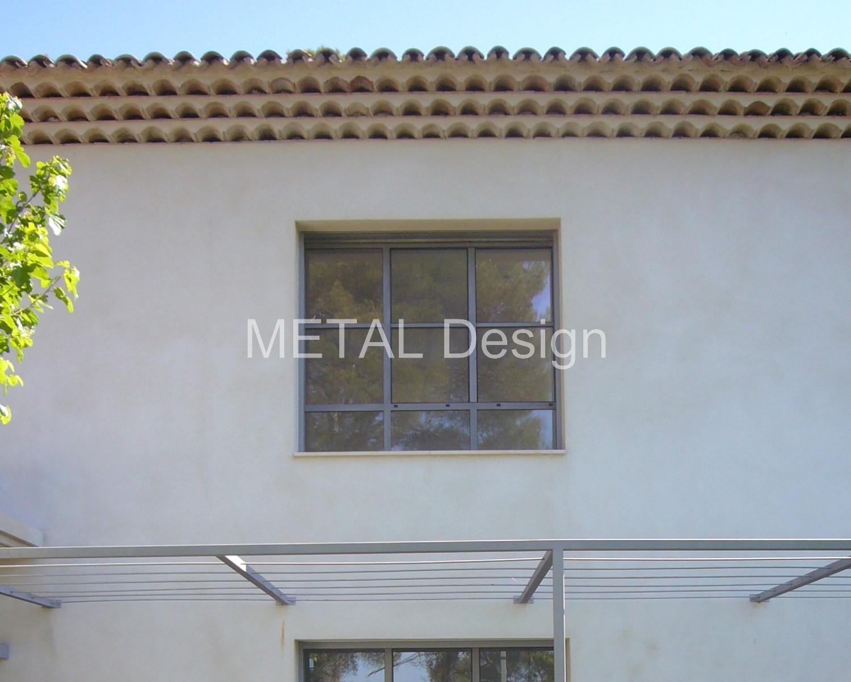Fenêtre fine Acier de haute qualité de la gamme FINELINE