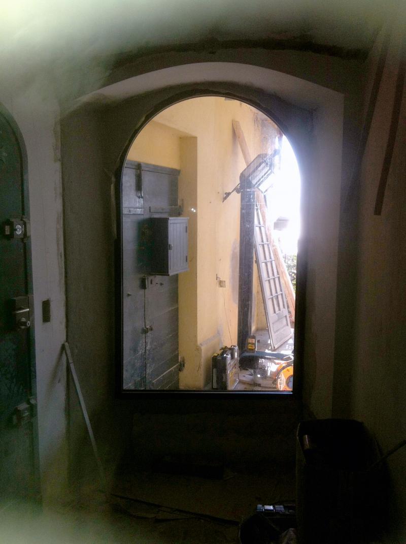 Fenêtre Acier JANSEN Gamme JANISOL, JANISOL ARTE, PRIMO