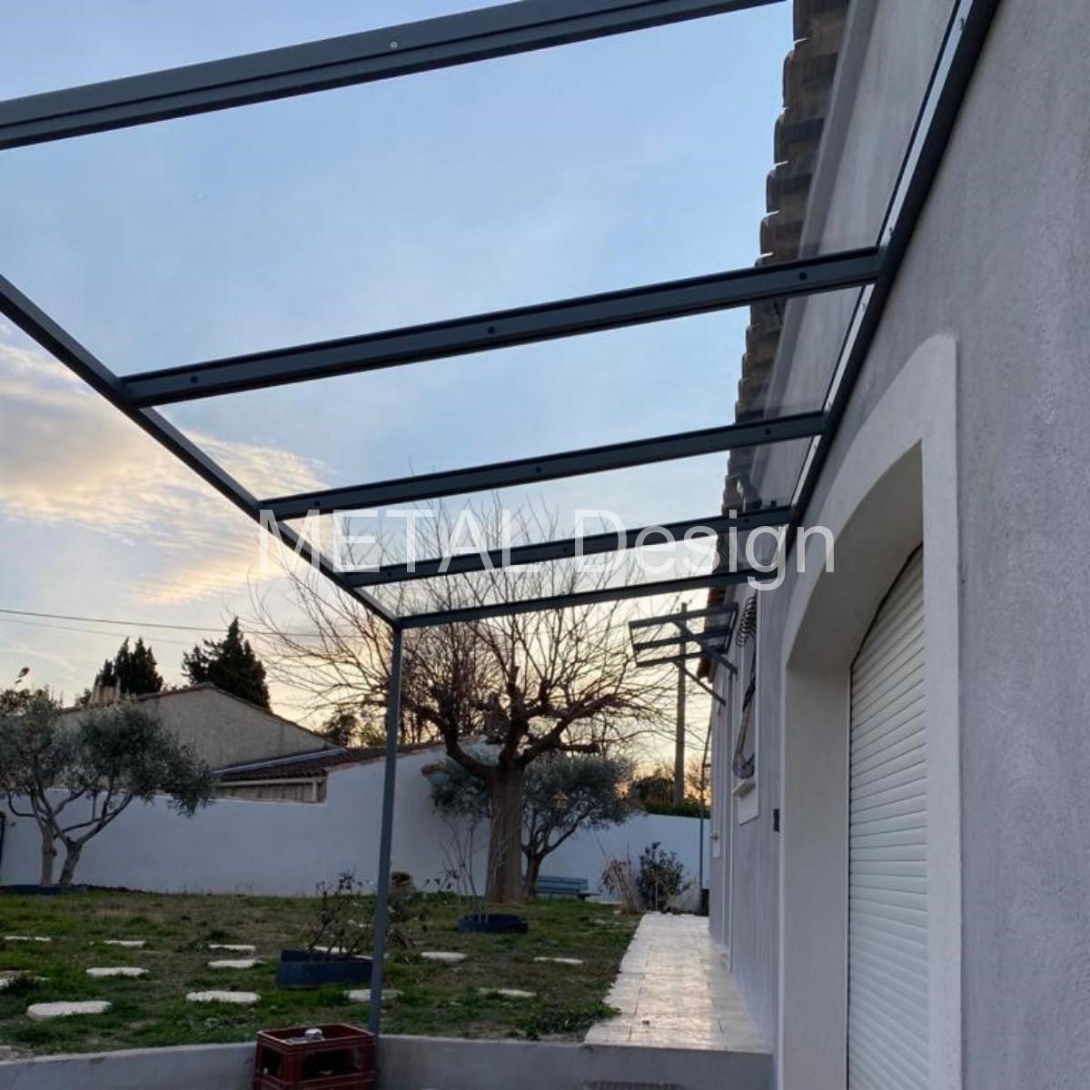 Installation de pergola vitrée à Salon de Provence 13