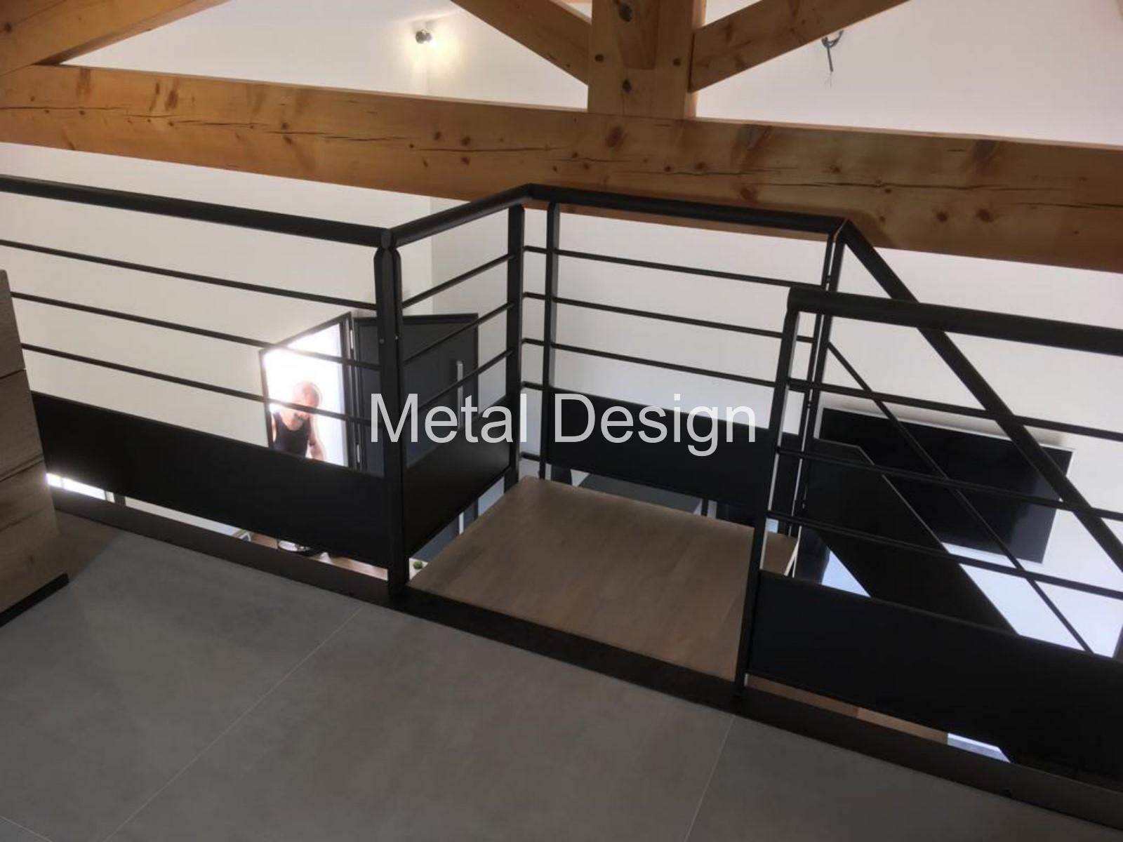 Palier mezzanine