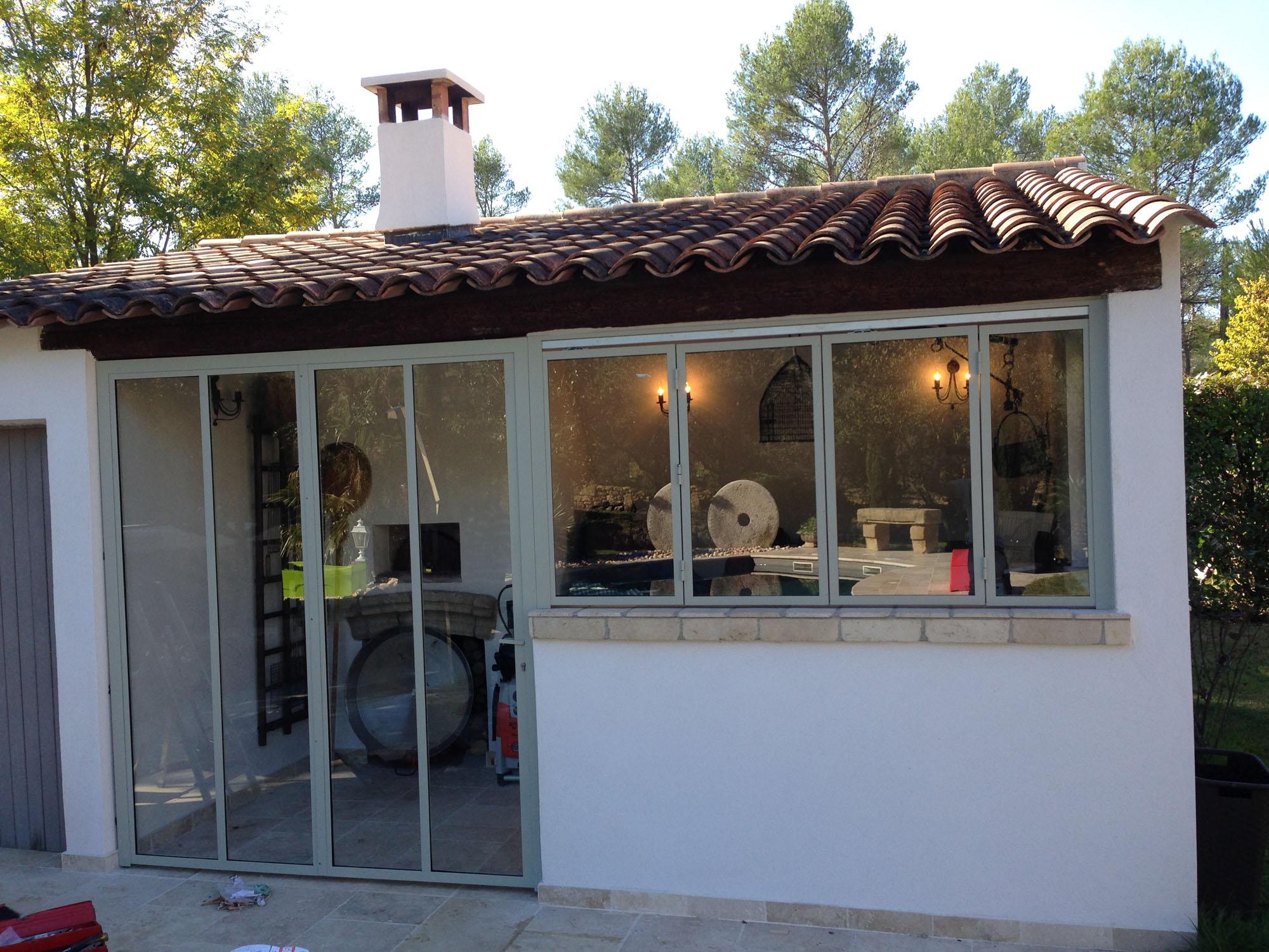 cloison exterieur non isol fabrication cloison m tallique vitr e. Black Bedroom Furniture Sets. Home Design Ideas