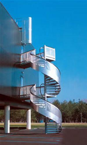 Escalier h licoidal vente escaliers acier marseille 13 for Escalier helicoidale marseille
