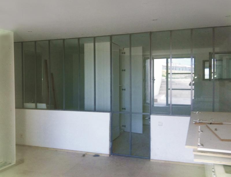 Porte Cloison Menuiserie Intérieur Fabrication Cloison