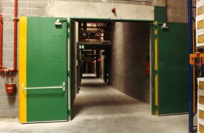 Porte Coupe Feu Porte Dissue De Secours Fabrication Porte Coupefeu - Porte de secours