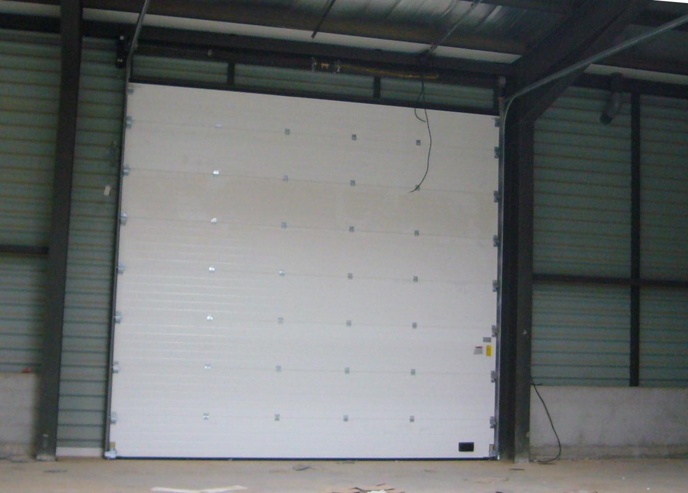 Porte Sectionnelle Installation Portes De Garage Marseille 13