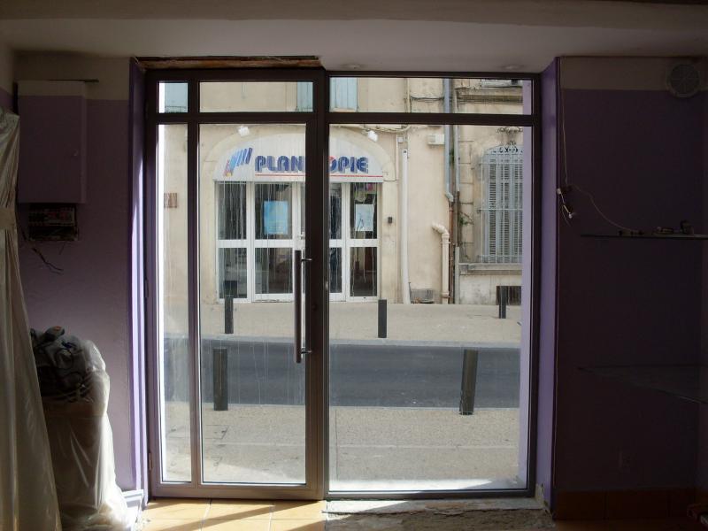 vitrine acier marseille 13 allauch les pennes mirabeau. Black Bedroom Furniture Sets. Home Design Ideas